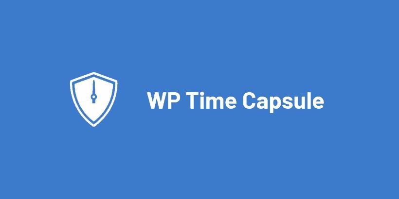 WP Time Capsule Backup